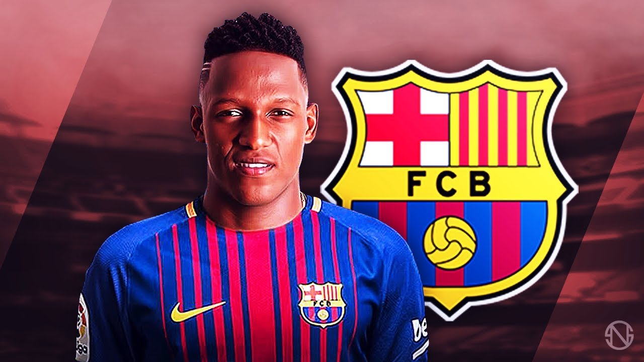 Yerry Mina Welcome To Barcelona Elite Defensive Skills Passes Goals  Hd
