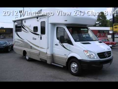 2012 Winnebago View 24J Class B MH for sale in Angola, IN