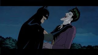 Joker makes Batman Laugh : The Last Laugh [HD]