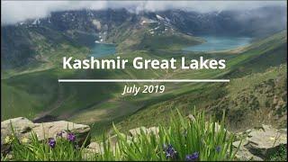 Kashmir Great Lakes Jul 2019
