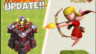 NEW UPDATE TODAY!!!🔸New troops & MORE!!!🔸Clash Of Clans
