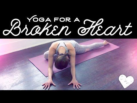Yoga For a Broken Heart - Unconditional Love thumbnail
