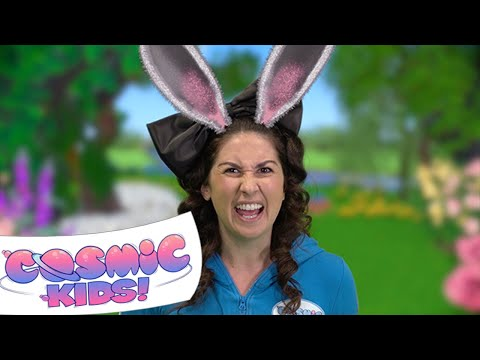 Alice in Wonderland | A Cosmic Kids Yoga Adventure!