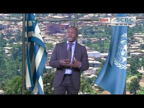 Ambazonia Blue Print - presented by Secretary General Atam Millan  01/08/2017