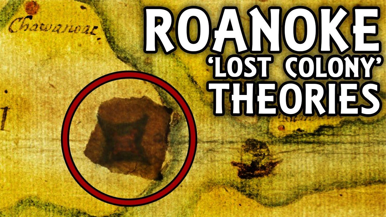 roanoke the colony shrouded in mystery