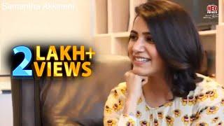 Samantha Akkineni about Rangasthalam | RJ Chait...
