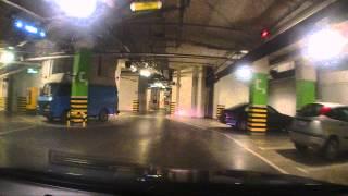 Skytower Underground Parking Maze