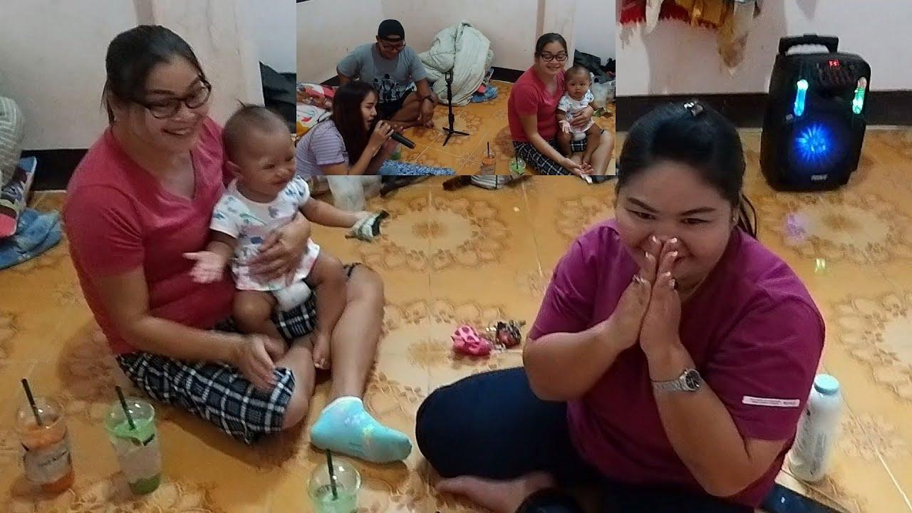 ครอบครัวหรรษาพาลุงป้าน้าอามาร้องเพลงม่วนๆจ้า