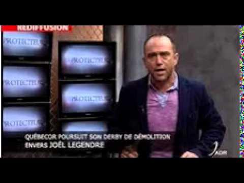 Stéphane Gendron défend Joël Legendre