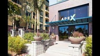 1-Bedroom 1-Bathroom Apartment for Rent at Apex apartments in Milpitas, CA