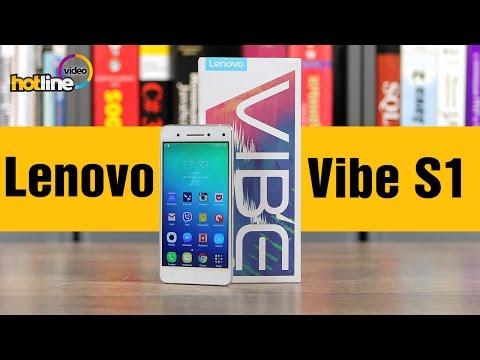 Lenovo Vibe S1‒ обзор смартфона