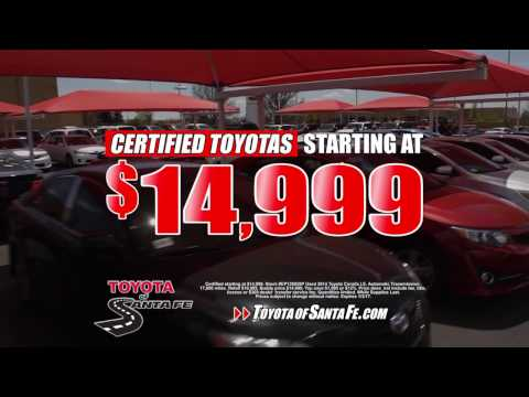 Last Chance at Toyota of Santa Fe | New Mexico Toyota Dealer