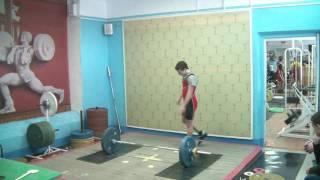 Хафизов Илья, 16  лет, вк 50 Рывок 68 кг Есть рекорд города!