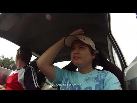 Ake Shoot #38: Me @ Gymkhana Trial (Thai Soundtrack)