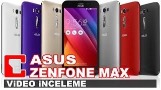 Asus ZenFone Max - Akıllı telefon - Video İnceleme