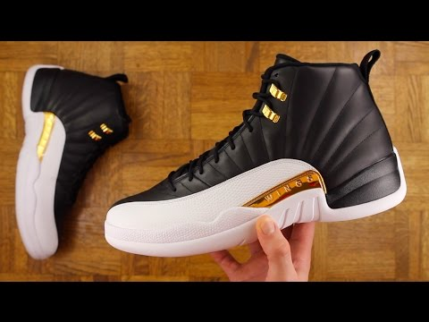 air jordan 12 limited release movies
