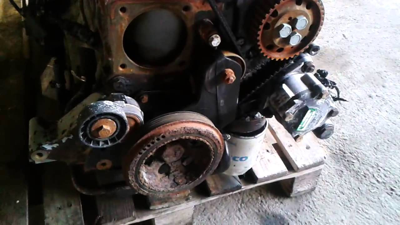 how to start an iveco diesel daily 50c170