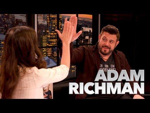 Adam Richman: The ORIGINAL Man v. Food | True Food Challenge