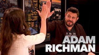 Adam Richman: The ORIGINAL Man v. Food | True Food Challenge