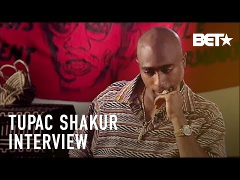 Tupac Shakur: Im Not A Threat To You Unless You Are A Threat To Me