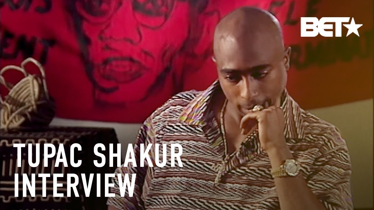 """Tupac Shakur: """"I'm Not A Threat To You Unless You Are A Threat To Me"""""""