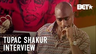 "Tupac Shakur: ""I'm Not A Threat To You Unless You Are A Threat To Me"""