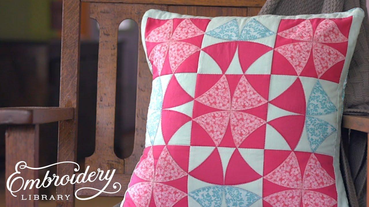 Quilt Basics In The Hoop Quilt Blocks Set Machine Embroidery Design