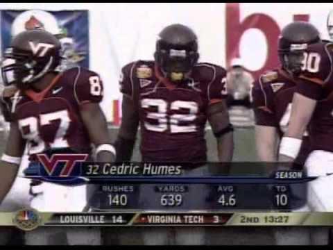 Louisville vs Virginia Tech 2005 Gator Bowl FULL GAME