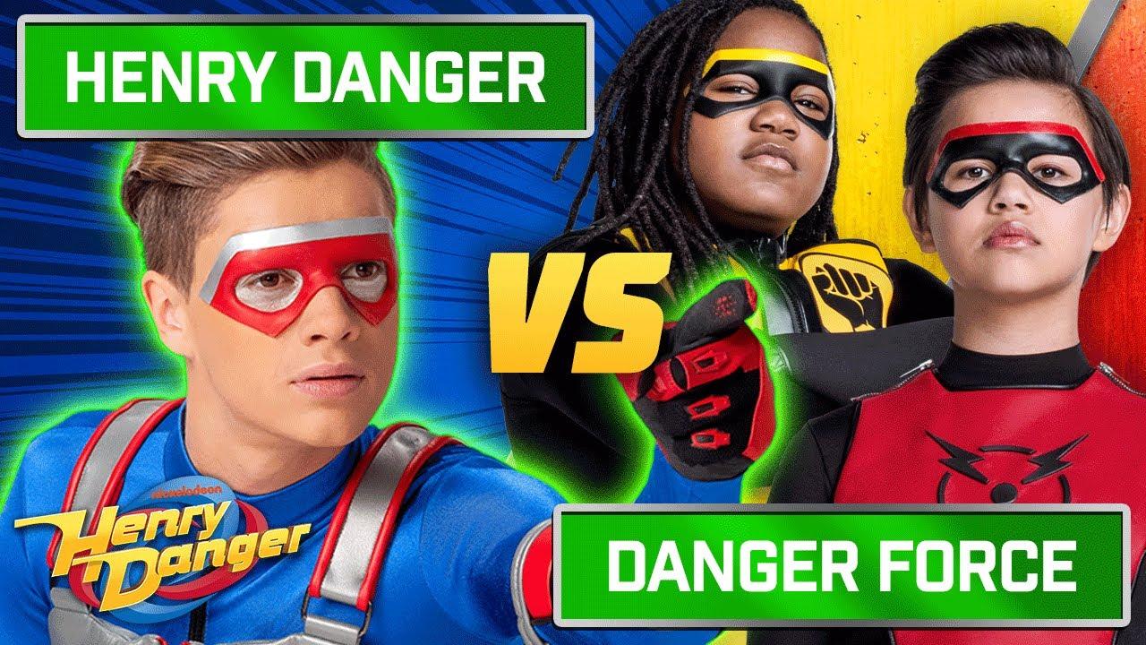 Download Henry Danger The Video Game: Kid Danger & Danger Force Battles! | Henry