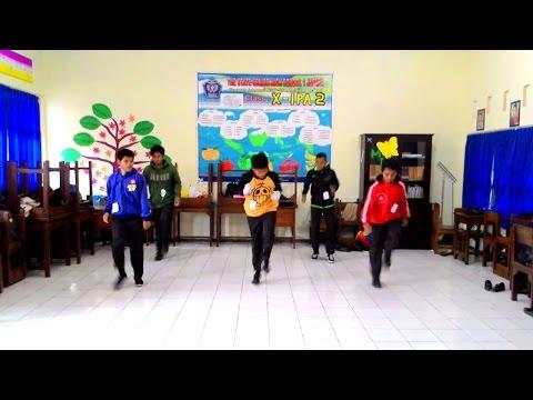 Shuffle dance [mix] mudah