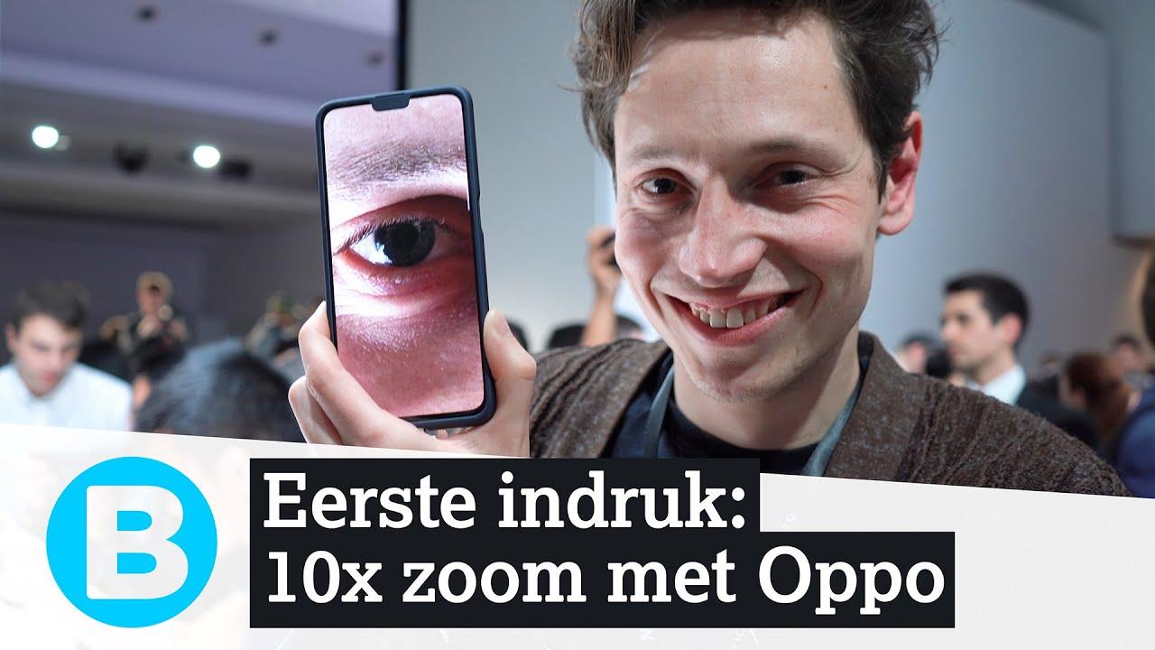 e522842e1c4 Oppo lanceert telefoon met schuine pop-upcamera | RTLZ