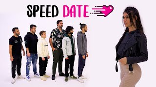 CONQUISTARE UNA RAGAZZA IN 30 SECONDI | Elites Speed Date