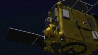 【小惑星探査ローバー  ミネルバ】「遠く離れた君に」