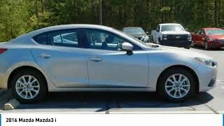 2016 Mazda Mazda3 Fayetteville NC, Fort Bragg NC, P327585