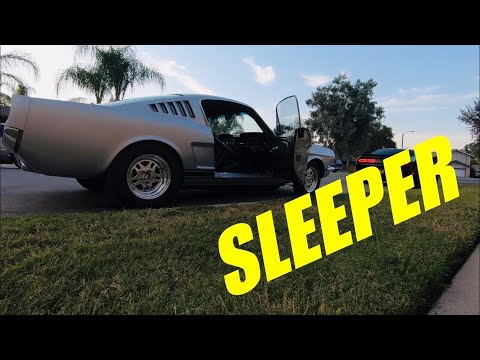 1965 Mustang Twin Turbo [ Not Your Average Pony ]