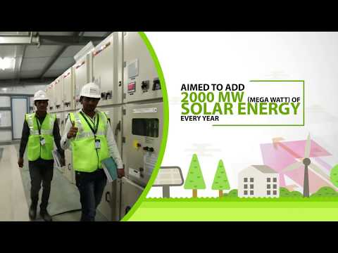 UP Renewable Energy Sector| TVC by The Crayons Network