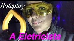 """ASMR """"Roleplay """" A Eletricista / to Electrician 🙈🙈 Português 🇧🇷 Para relaxar e dar sono 😴"""
