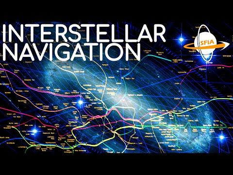 Interstellar Navigation