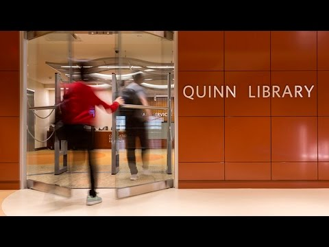 Quinn: A 21st Century Library with a 175 Year Legacy