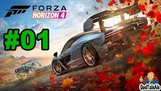 FORZA HORIZON 4 - Gameplay ITA - PC ULTRA - #01 - SPETTACOLO