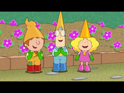 Gordon The Garden Gnome Full Episode Compilation #6 - Puddle Jumper Children's Animation