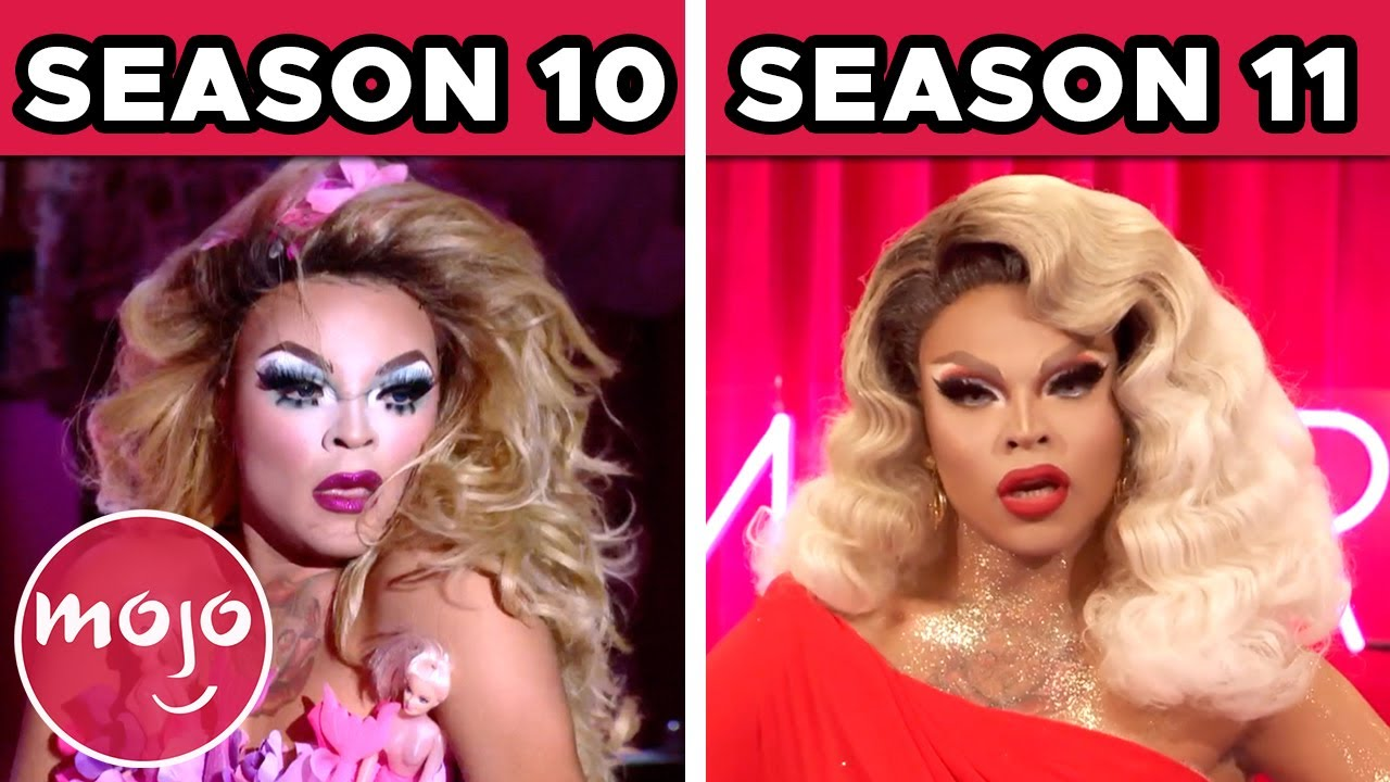 Download Top 10 Times Eliminated Queens Returned on RuPaul's Drag Race