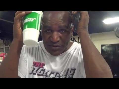 Evander Holyfield explains difference in power between George Foreman, Mike Tyson & David Tua