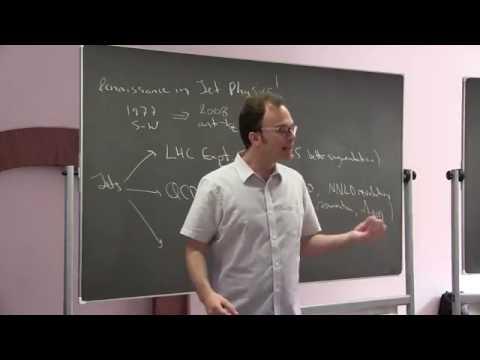 Jesse Thaler (MIT): Jet Physics - Lecture 1