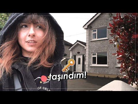 Dublin Ev Turu 🏠 | İrlanda'da Bir Günüm ve Karantinada Yaşadıklarım #evdekal