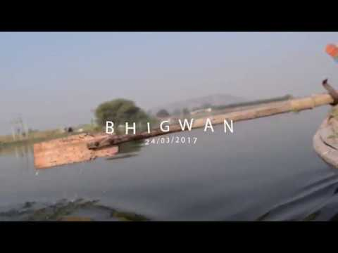 A Day Out at Bhigwan Bird Sacntury and Bhuleshwar Temple | Must Visit Places in Pune