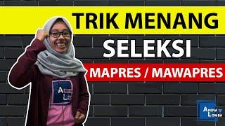 8 Tips Jitu Menang Pemilihan Mawapres/Mapres