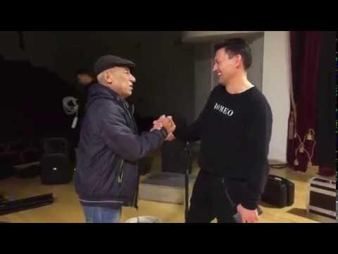 Уроки танцев от Анвара Нургалиева (Instagram Video)