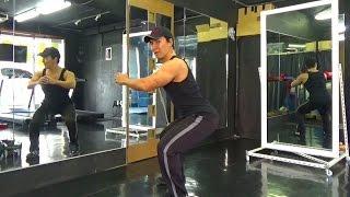 スクワットの正しいやり方!効果的に下半身の筋肉を鍛えるフォーム
