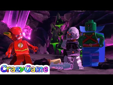 #LEGO #Batman 3 Beyond Gotham Episode 7 - Zamaron (Android, iOS)
